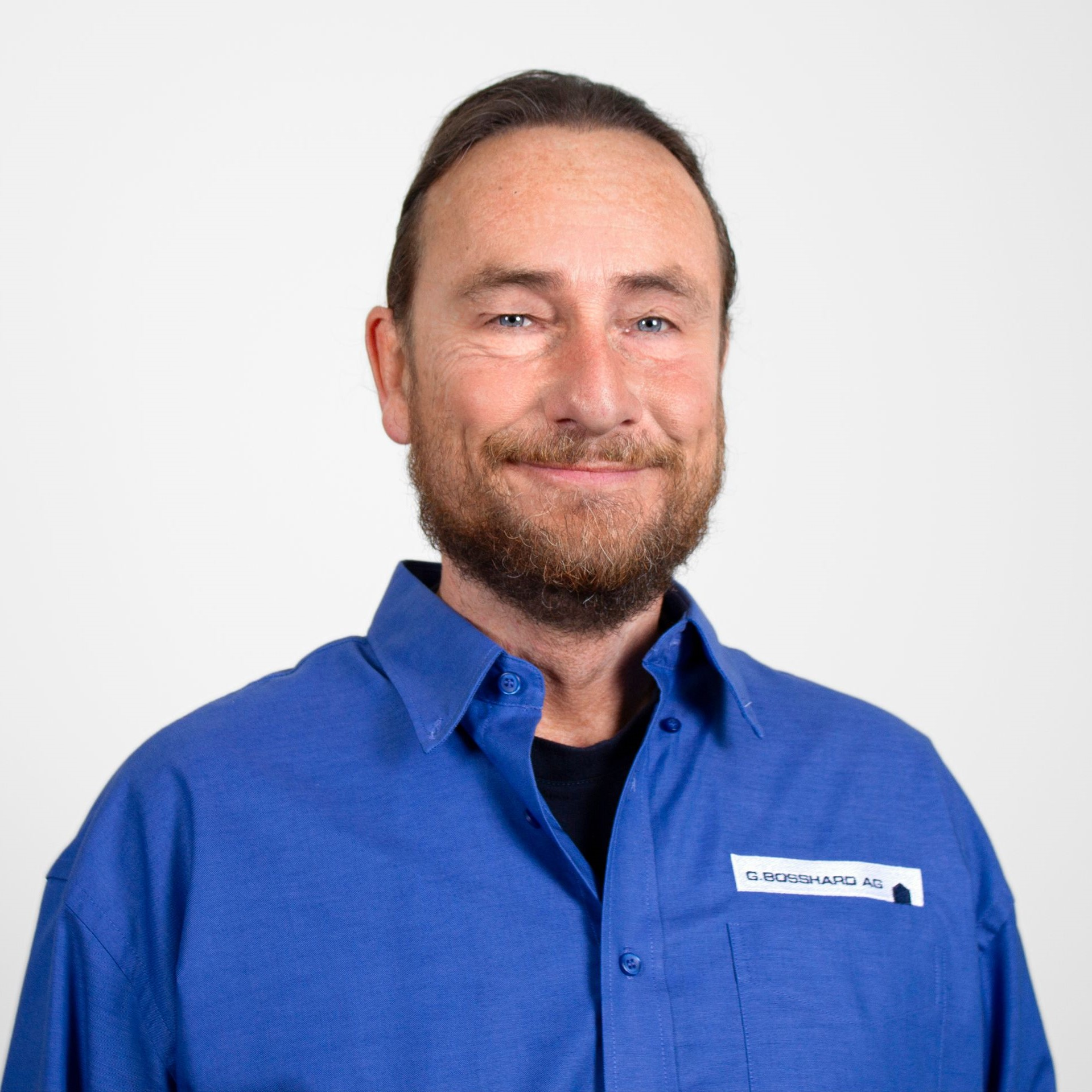 Daniel Bosshard : Leiter Unterhalt Dächer