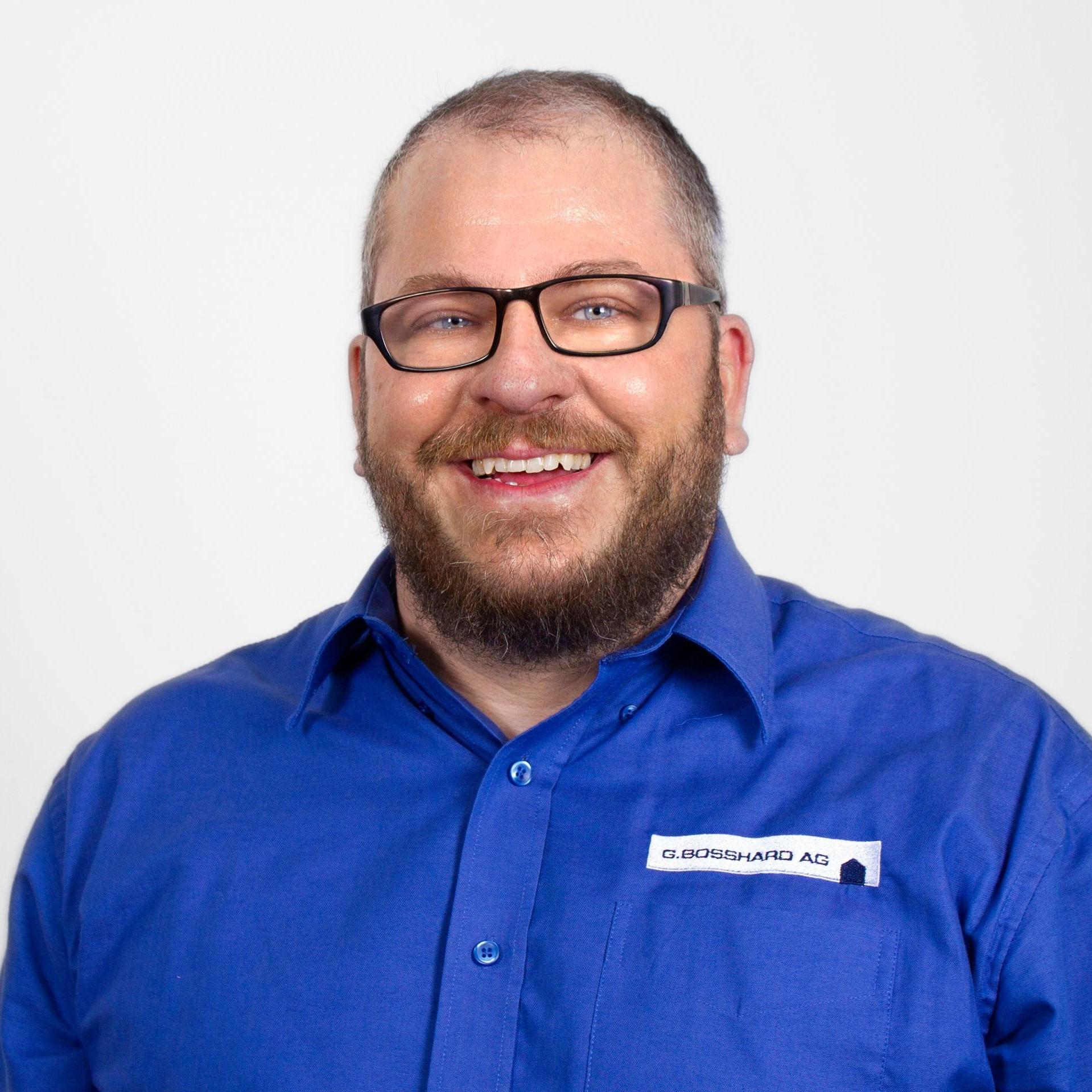 Daniel Arnold : Leiter Unterhalt Heizung